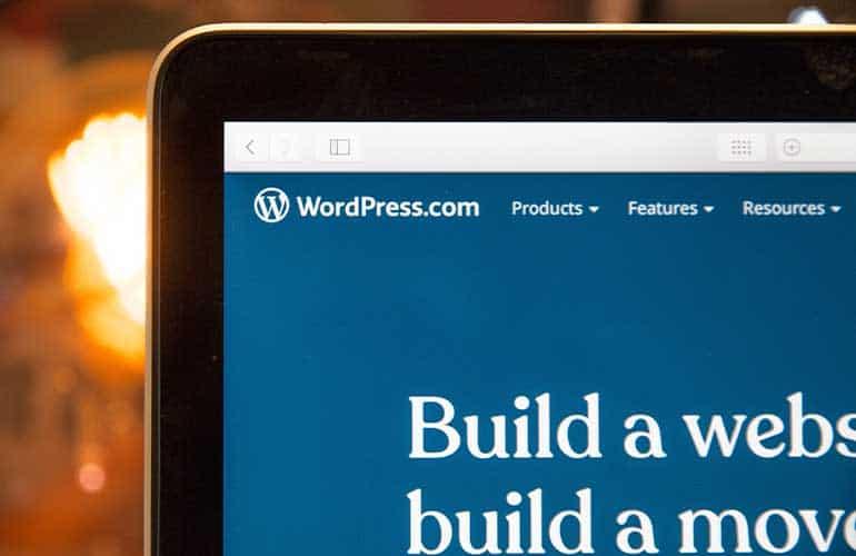 como quitar catergory wordpress